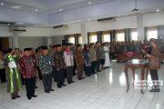 Delapan Pejabat Pimpinan Tinggi Pratama di Rembang Dilantik