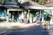 Digilas Truk Trailer, Pembonceng Motor Tewas di Sarang