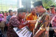 MT 2, 40 Hektar Lahan Pertanian di Rembang Mengalami Puso