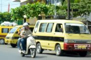 Ojek Online Masuk Rembang, Sopir Angkutan Umum Khawatir