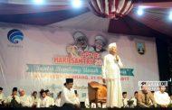 Parade 1001 Rebana, Jadi Tanda Kemeriahan Hari Santri di Rembang