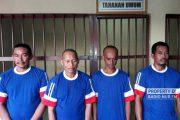 Sedang Asik Main Judi Kartu, 8 Orang di Rembang Diamankan