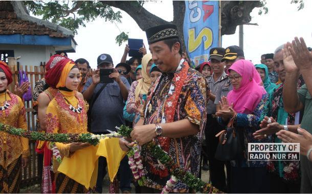 Seluruh Kecamatan di Rembang Kini Punya Kampung KB