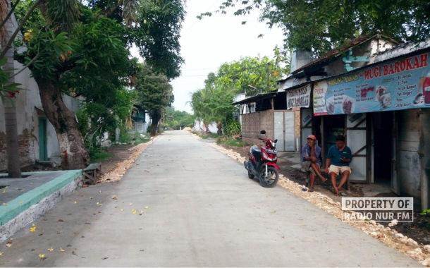 60 Tahun Tak Tersentuh Pembangunan, Jalan Babagan – Dorokandang Sekarang Mulus