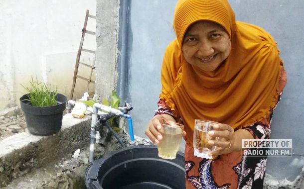 Air PDAM di Kaliori, Keruh, Berbau dan Bikin Gatal