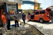 ATM Dibobol, Maling Kabur Dengan Tangan Kosong