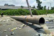 Begini Potret Limbah yang Dibuang Perusahaan Pengolahan Ikan di Rembang