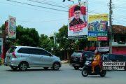 Gambar Calon Gubernur Jateng Mulai Bertebaran di Rembang