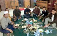 Jalin Silaturahmi, Dandim Berkunjung ke Rumah Kades Jambangan