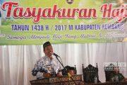 Transport Jamaah Haji Gratis, Pemkab Rembang : Baru Diusulkan