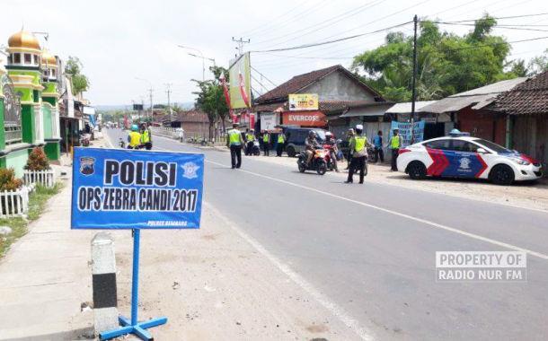 Operasi Zebra Candi di Rembang, 4298 Pengendara Ditindak