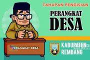 3.343 Orang Bersaing dalam Pencalonan Perangkat Desa di Rembang