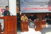 Serius Tangani Gratifikasi, Pemkab Rembang Libatkan KPK