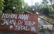 Tanpa Jembatan Darurat, Warga Keluhkan Pembangunan Jembatan di Sulang