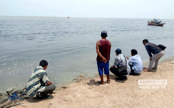 Pemkab Terjunkan Tim, Teliti Pencemaran Pantai Wates