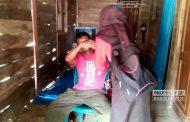 Bermodal Sepeda Butut, Siswi Cerdas di Sulang Ingin Tetap Sekolah