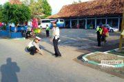 Ditabrak Bus Saat Hendak Masuk Terminal, Pria Paruh Baya di Rembang Tewas