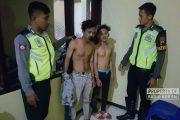 Jatuh dari Motor Usai Curi HP, Dua Pemuda di Rembang Babak Belur Dihajar Massa