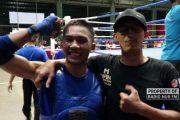 Muay Thai Rembang Melangkah Mulus ke Porprov