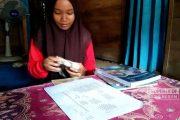 Pihak Sekolah Akui Kecerdasan Eswien, Layak Dapatkan Beasiswa