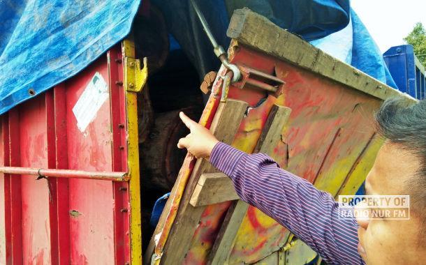 Diwarnai Aksi Kejar-kejaran, Polisi Gagal Tangkap Pencuri Kayu di Rembang