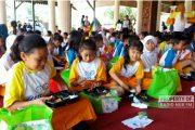 Ratusan Anak Diajak Gemar Makan Ikan