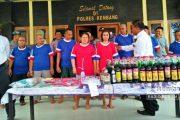 Sejak Awal Desember, Polisi di Rembang Ringkus 54 Orang Pelanggar Pidana
