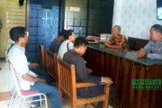 Tak Puas Dengan Seleksi Perangkat Desa, Warga Sarang Mengadu ke Polres