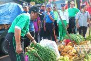 Saat Bupati Gelisah Soal Pasar Kota Rembang yang Semrawut