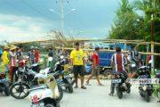 Cantrang Dilarang, Nelayan Blokir Jalan Masuk TPI Rembang