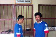 Curi HP di Dalam Rumah, Dua Orang Diciduk Polisi