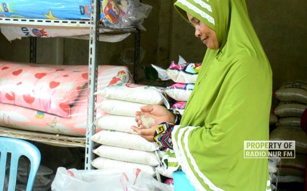 Di Rembang, Harga Beras Merangkak Naik