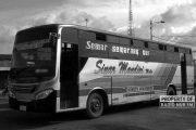 Jatuh Saat Ngepot, Penumpang Bus Sinar Mandiri Tewas