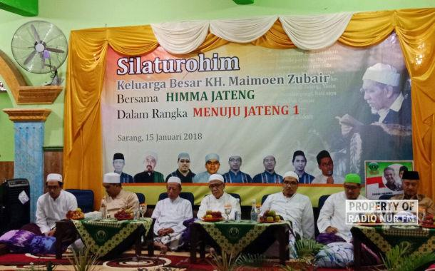 Pilgub Jateng : Santri Alumnus Ponpes Al-Anwar Sarang Bentuk Tim 'Gaya'