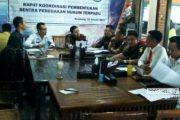 Jelang Pilgub Jateng, Tim Gakumdu Rembang Dibentuk