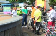 PKL 'Kemproh' Akan Diusir dari Alun-alun Rembang