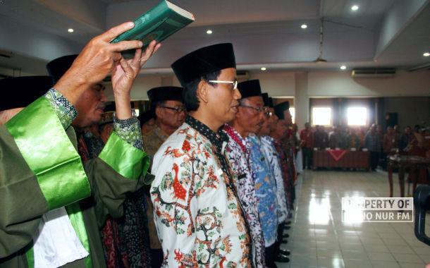 137 Pejabat Pemkab Rembang Dilantik