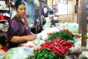 Cuaca 'Basah', Harga Cabai di Rembang 'Memanas'