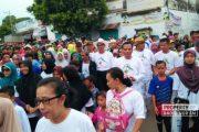 Harlah PPP, Ribuan Warga Diajak Jalan Sehat Susuri Situs Bersejarah di Lasem