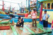 Hasil Pendataan dan Verifikasi Kapal Cantrang di Rembang, Seluruhnya Manipulasi Data