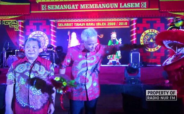 Perayaan Imlek di Rembang, Kelenteng Poo An Bio Lasem Jadi Pusat