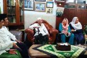 Istri Gus Dur Bersama Ketum PPP, Sowan ke Mbah Moen di Rembang