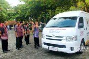 Dapat Mobil Bantuan dari Pemkab, UP3AD Layani Seluruh Kecamatan