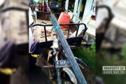 Tak Kuasai Laju Motor Roda Tiga, Pemuda di Rembang Tewas Ditabrak Truk