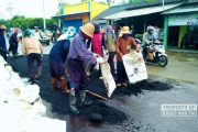 Bupati Wacanakan Penggunaan Aspal Buton di Rembang
