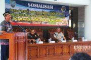 PTSL Disosialisasikan, Terbuka Kuota 40 Ribu Sertifikat BPN
