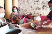 Sambut Imlek, Kelenteng di Rembang Gelar Ritual Ayak Abu