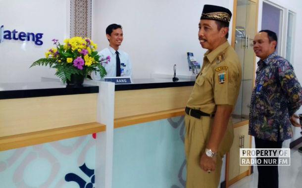 Bupati Ajak Perbankan Ikut Andil Atasi Kemiskinan di Rembang