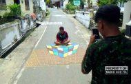 Inilah Wujud Kampung 3D di Rembang