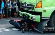 Tabrak Truk, Kakek Penunggang Sepeda Motor di Rembang Tewas